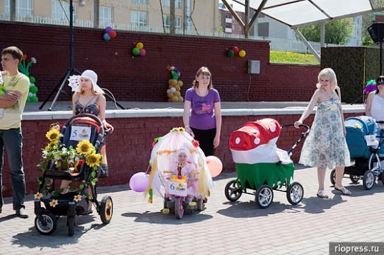 Конкурсы для парада колясок